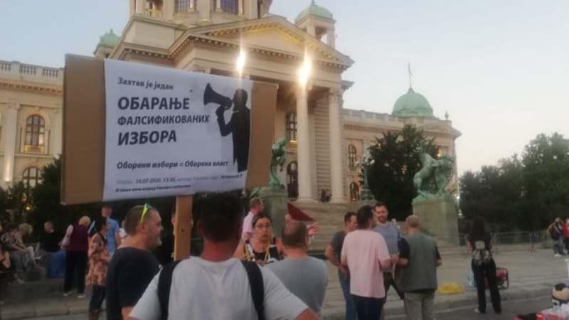 Radulović pozvao na blokadu Skupštine (VIDEO) 2