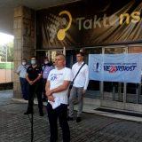 U Novom Sadu protest zbog otpuštanja radnika sa RTV-a 6