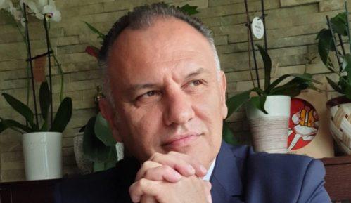 U skupštinskoj klupi i Dragan Marković Markoni 7
