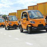 """Pošta Srbije"" dobija pet dostavnih vozila na električni pogon 8"