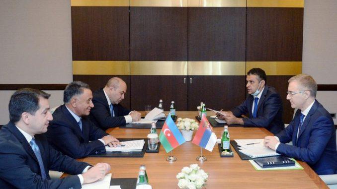 Stefanović sa predstavnicima Azerbejdžana o saradnji u oblasti bezbednosti 2