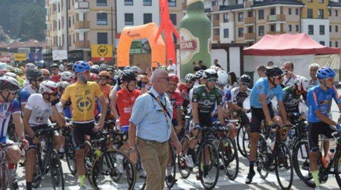 Na Zlatiboru prva etapa biciklističke Trke kroz Srbiju 3