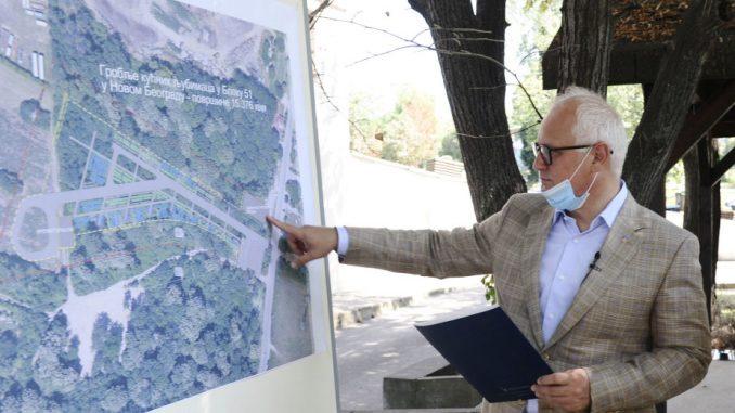 Vesić: Beograd do sredine iduće godine dobija groblje kućnih ljubimaca 7