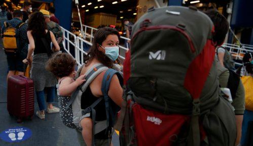 Krf, Halkidika, Kiklade među novim žarištima epidemije u Grčkoj 13