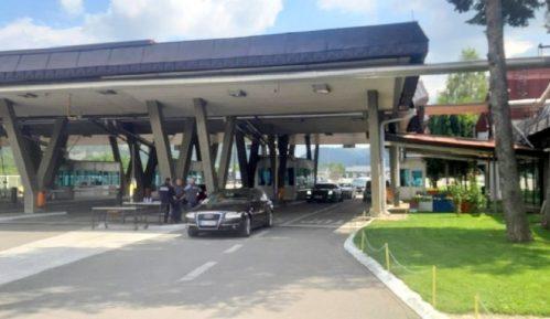 Normalizacija saobraćaja na graničnom prelazu Gradina 2