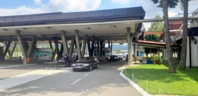 Normalizacija saobraćaja na graničnom prelazu Gradina 1