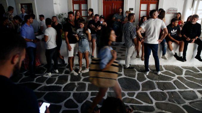 Grčka se bori protiv razgorevanja epidemije posle početnog uspeha 1