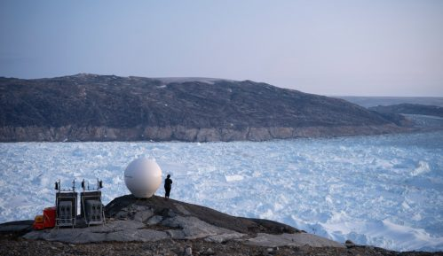 Grenland izgubio rekordnih 586 milijardi tona leda 2019. godine 7