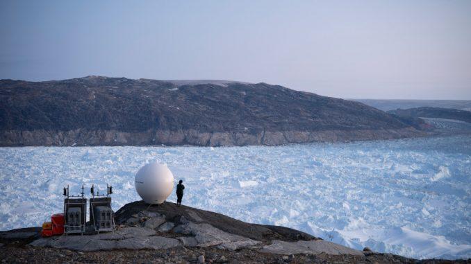 Grenland izgubio rekordnih 586 milijardi tona leda 2019. godine 1