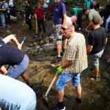 Probijena prva cev na MHE u Rakitskoj reci (FOTO) 10