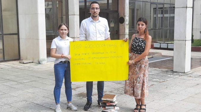 Studenti predali zahteve za 30 odsto smanjenje školarina 1