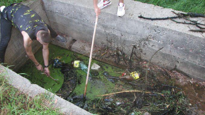 Akcija čišćenja, Višnjička banja