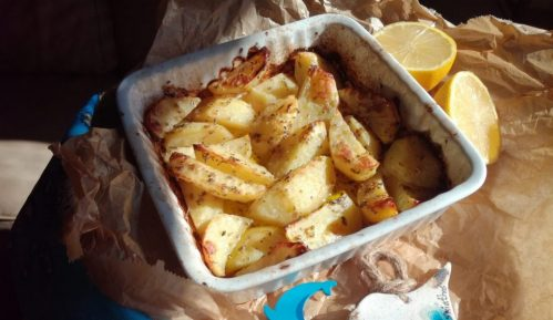 Grčki krompir sa limunom (recept) 1