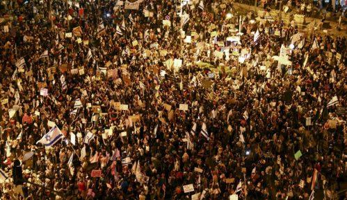 U Jerusalimu demonstriralo više od 10.000 ljudi 6