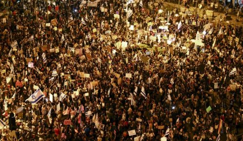U Jerusalimu demonstriralo više od 10.000 ljudi 1