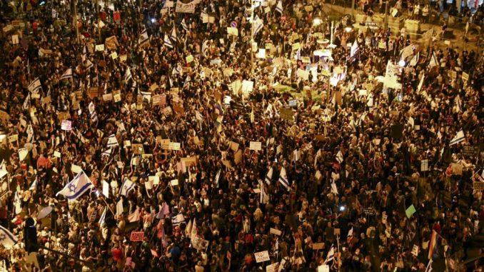 U Jerusalimu demonstriralo više od 10.000 ljudi 3