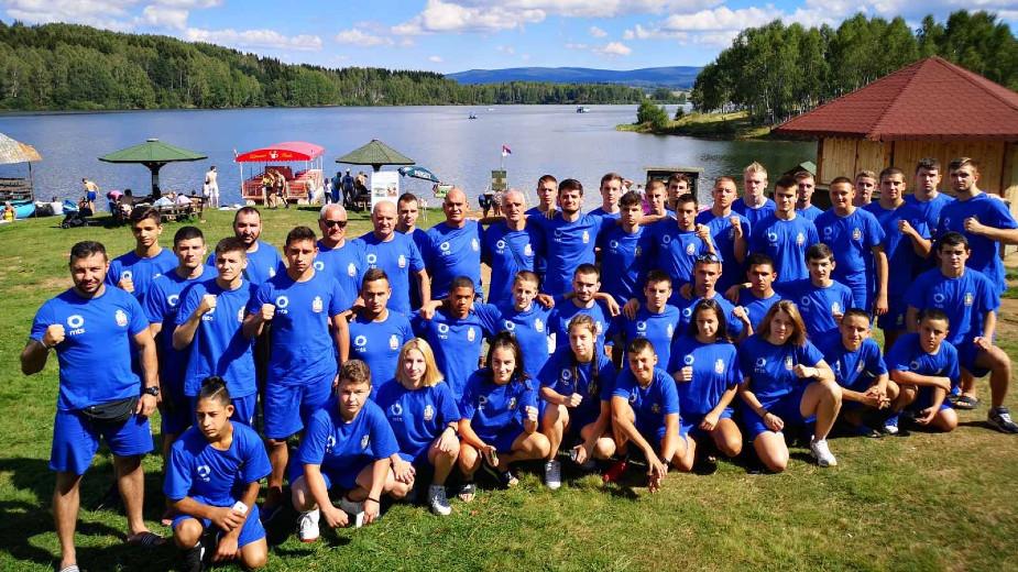 Bokserski savez Srbije organizovao besplatne kampove za trenere i boksere 1