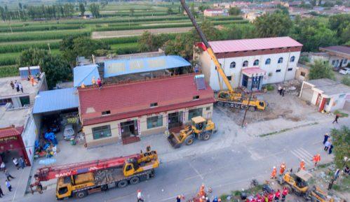 U Kini najmanje 29 ljudi poginulo pri rušenju restorana 11