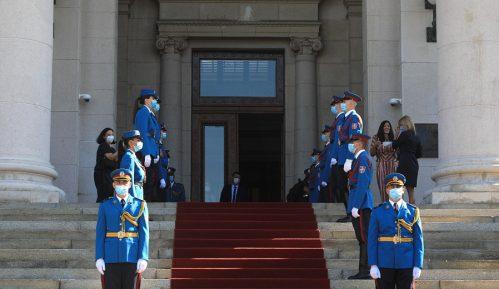 Konstituisan 12. saziv Skupštine Srbije, izbor predsednika možda u ponedeljak (FOTO) 13