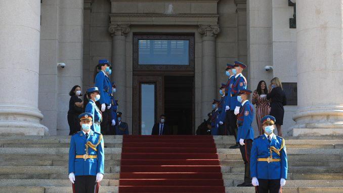 Novi poslanici položili zakletvu, konstituisan 12. saziv Skupštine Srbije 1