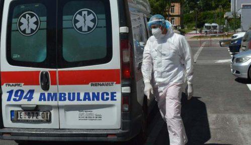 Nišlija (58) pobegao iz kovid bolnice, policija ga vratila na lečenje 10
