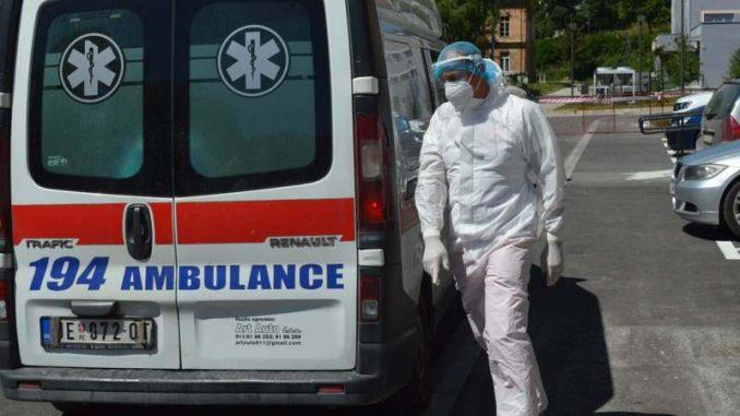 Nišlija (58) pobegao iz kovid bolnice, policija ga vratila na lečenje 3