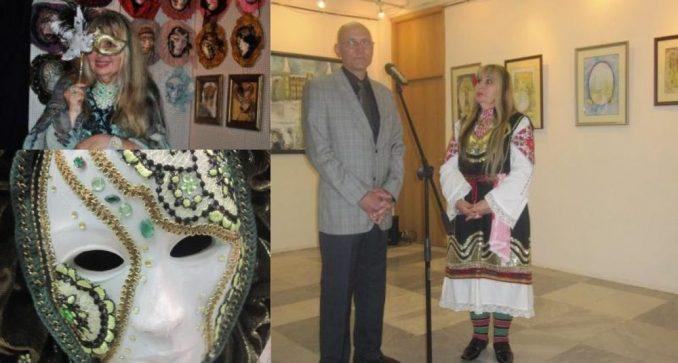 Kovačević: Maske nisam nikada poželela, iako su čest motiv na mojim slikama 7