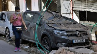 Libanske vlasti dale rok od četiri dana da se utvrdi odgovornost za eksploziju u Bejrutu (FOTO) 5