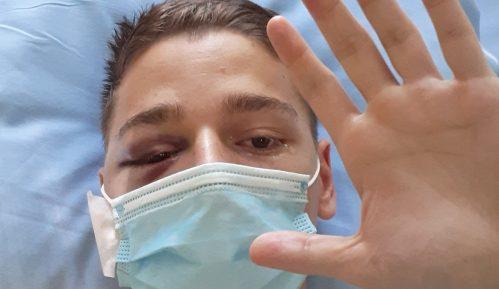 Napadnuti aktivista poručio posle operacije: Svaki građanin je žrtva Vučićevog režima 11