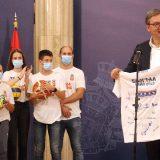 Vučić mladim sportistima sa Kosova: Beograd uvek bio i ostaće vaš glavni grad 7