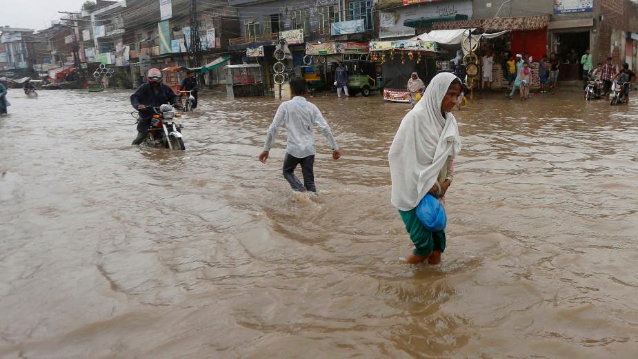 U monsunskim kišama u Pakistanu stradalo 24 ljudi (FOTO) 2