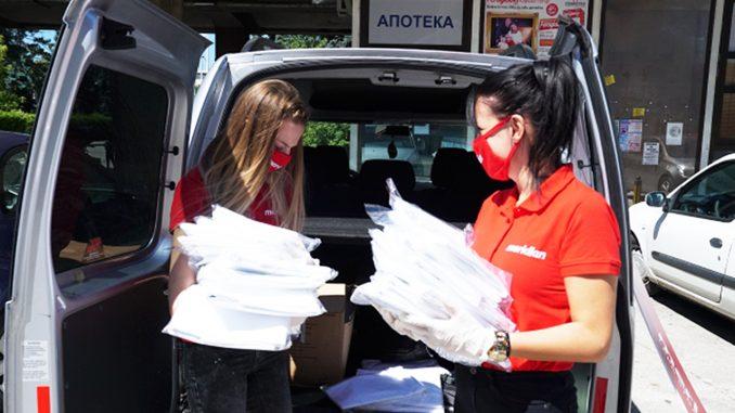 Podrška Meridiana bolnicama u Srbiji je značajna u borbi protiv korona virusa 1