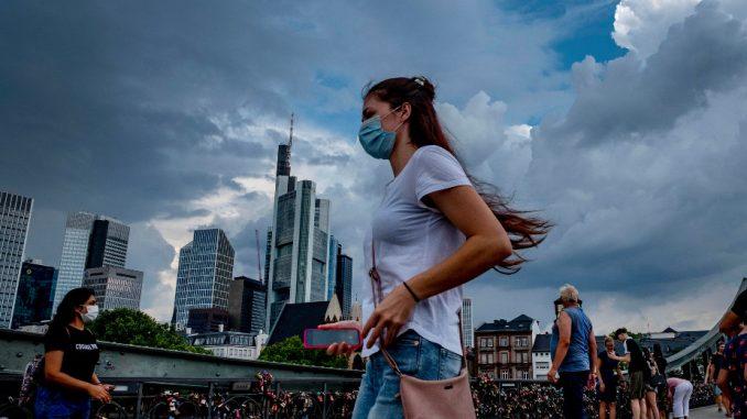 Nova mera zaštite u Nemačkoj: Nema zadržavanja tokom šetnje 1