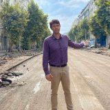 Jovanović: Prijave zbog kriminalnih rekonstrukcija ulica na Dorcolu 14