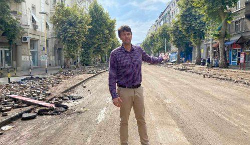 Jovanović: Prijave zbog kriminalnih rekonstrukcija ulica na Dorcolu 3