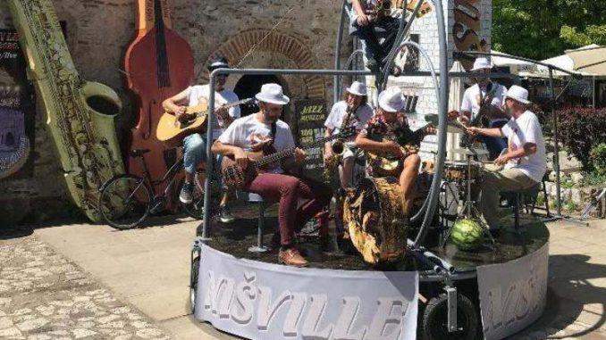 """Otvoren Nišvil onlajn festival koncertom na """"jazzcycle"""" 1"""