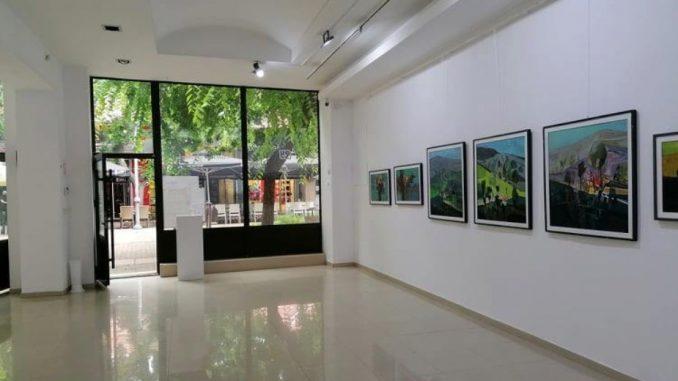 """Izložba """"Dodir površine"""" u Galeriji savremene umetnosti u Požarevcu 1"""