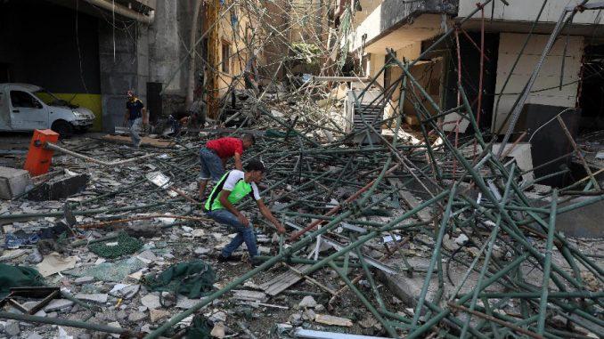 Treći ministar podneo ostavku posle eksplozije u bejrutskoj luci 1