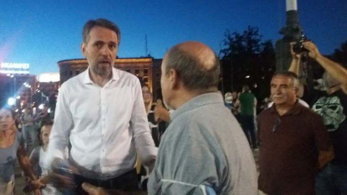 Radulović pozvao na blokadu Skupštine (VIDEO) 1
