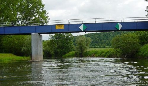 Na reci u Nemačkoj zabranjeno kupanje zbog tvrdnje da je viđen krokodil 2