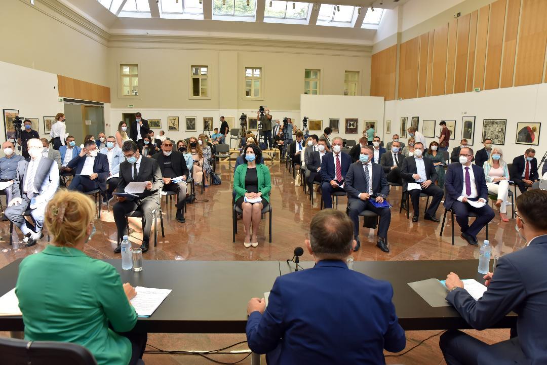 Dragana Sotirovski izabrana za gradonačelnicu Niša 2