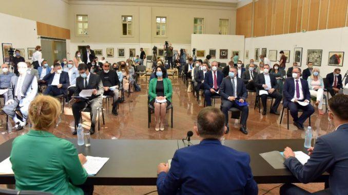 Boban Džunić postao novi predsednik Skupštine Niša, sutra izbor gradonačelnika 2