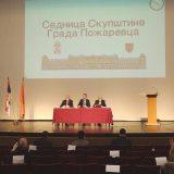 Konstitutivna sednica Skupštine grada Požarevca 17. avgusta 10