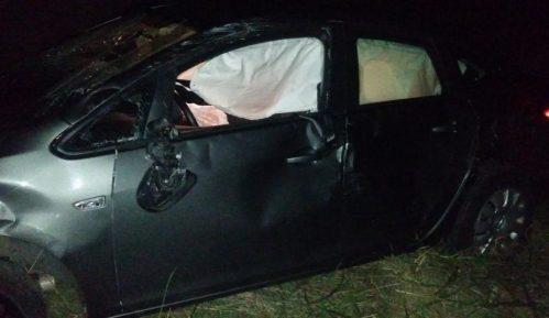Većnik u alkoholisanom stanju slupao automobil u vlasništvu grada Požarevca 9