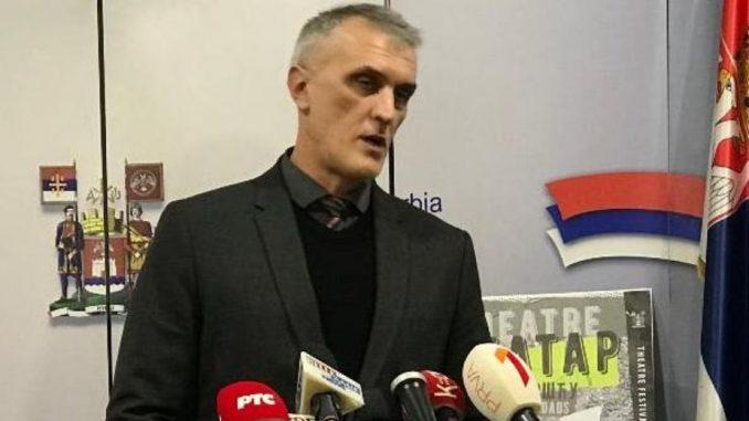 "Otkazan festival  ""Teatar na raskršu"" u Nišu 1"