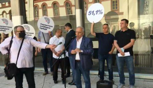Teodorović: Skupština slobodne Srbije je pobuna protiv autokratskog režima (VIDEO) 12