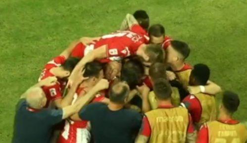 Zvezda pobedila Tiranu i prošla u treće kolo kvalifikacija za Ligu šampiona 9
