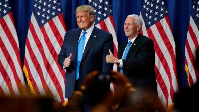 Tramp i formalno kandidat republikanaca na predsedničkim izborima u SAD 2