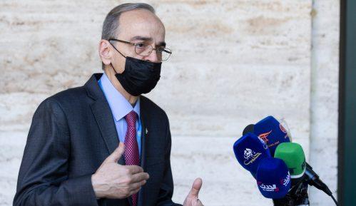 Pregovori o Siriji prekinuti zbog zaraze nekih učesnika korona virusom 1