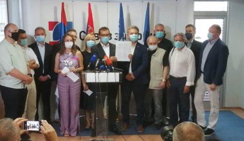Formirana Udružena opozicija Srbije, cilj smena bahatog režima 9